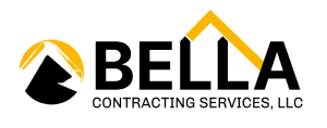 bella contracting logo