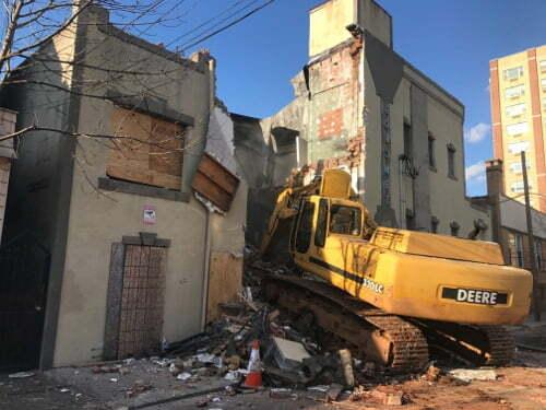 Structural Demolition