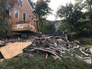 selective demolition