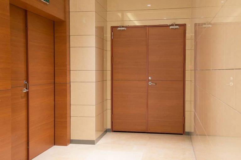 Commerical wood doors